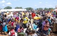 15, 000 refugees enter Uganda