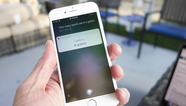 iOS chief Craig Federighi hints that someday Siri won't take over your whole screen—but not for a while