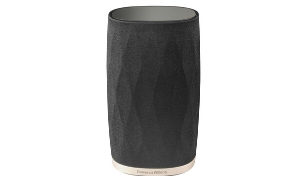 Bowers & Wilkins' Formation Flex speaker promises high-end wireless audio in a HomePod-style design
