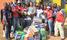 KAVC introduces volleyball to Naguru Remand Home children