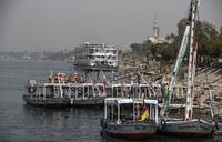 25 virus cases on Egypt Nile cruise boat test negative
