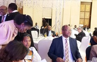 PICTURES: Speaker of Ethiopian Parliament visits Uganda