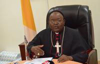 We will cleanse Parliamentary chapel, says Arcbishop Lwanga