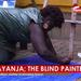 Namayanja, the blind painter