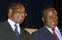 When Mnangagwa had to flee for his life