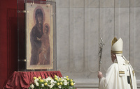 Pope to livestream Easter Mass to locked down world