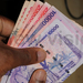 Shilling stable as dollars flow in