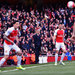 Wenger targets strong finish to troubled campaign