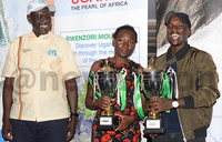 Kaliba, Nambalilwa top Uganda Open Tour in Fort Portal