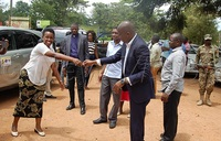 COVID-19: Kabarole gets car to transport expectant mothers