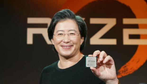 AMD's CEO Lisa Su confirms ray tracing GPU development, hints at more 3rd-gen Ryzen cores