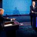 Biden faces down raging Trump, telling him to 'shut up'
