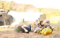 Israeli tourists enjoy Uganda's beauty