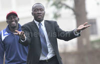 Masavu coach Gitta given four match ban