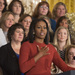 Michelle Obama issues emotive parting message