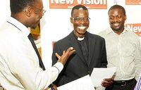 Vision Group, Namirembe diocese sign deal