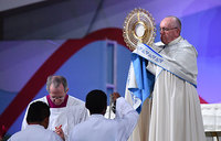 Church wounded by sin, says Pope Francis