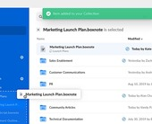 Box adds collaboration features, updates app UI