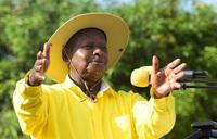 Museveni wishes Ugandans happy Easter