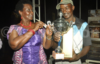 Mawejje wins president's shield tournament