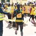 Ugandans shine at MTN Marathon