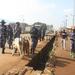 Mbale-Soroti road blocked, Police fire teargas