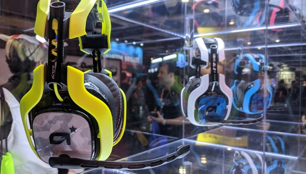 Astro's new Astro.ID program lets you build your own stylish A40 gaming headset