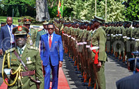 Equatorial Guinea President visits