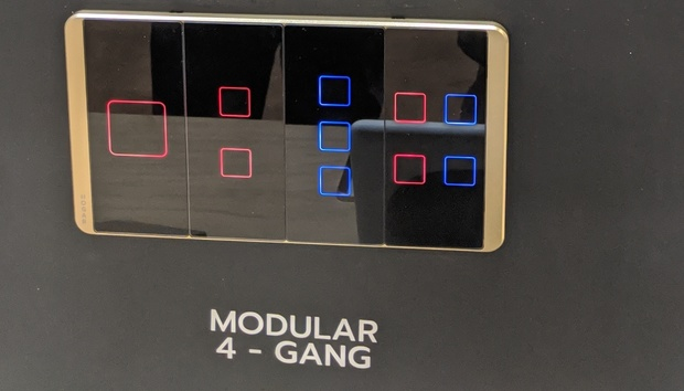 Hogar Controls has the prettiest smart light switches at CES