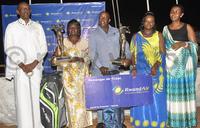 Okullo, Mubiru top Flags Golf Tournament