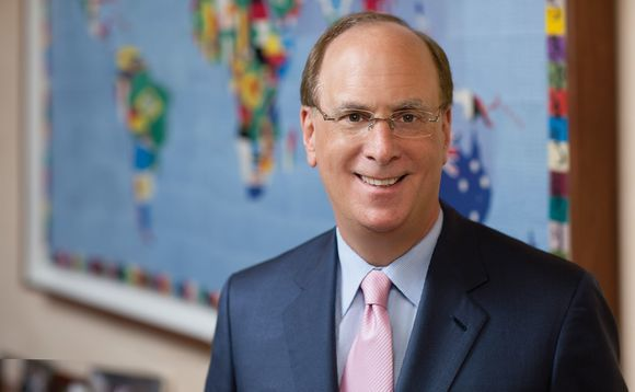 BlackRock's CEO, Larry Fink, is targeting China