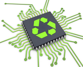 green-microchip