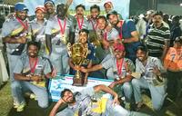 Keshwala sink Cosmos to emerge night cricket champs