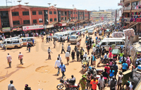KACITA, KCCA on collision course over street vendors