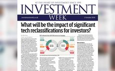 Investment Week digital edition - 1 October 2018