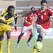 Egypt 3 Uganda Cranes 0