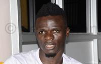 Kizito Luwagga eyes Europa League