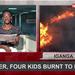 Around Uganda: Mother, four children burnt to death in Iganga