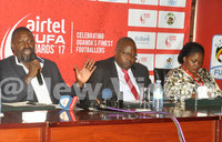 Two cars up for grabs in Airtel-FUFA football awards