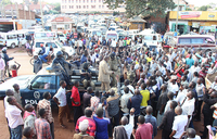 Transport paralyzed in Kampala as taxi drivers strike