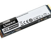 Kingston KC2000 NVMe PCIe SSD: Entry-level price, top-shelf performance