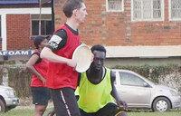 Fresh start for Ugandan Frisbee