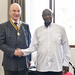 Museveni awards Algerian diplomat with Rwenzori medal