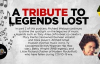 A tribute to legends lost - Episode 2