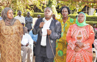 Wakiso Chairman demands transparence in Wankulukuku road project