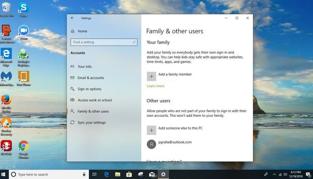 Windows 10 quick tips: How to share a single PC