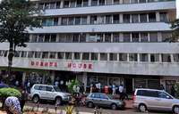 When court ordered KCC to take over Uganda House