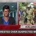 Around Uganda;Two arrested over suspected murder in Kalungu