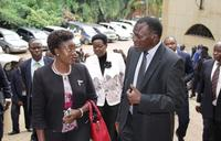 News of the day: Bigirimana moves to impound govt cars