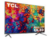 TCL's 6-series 4K UHD smart TVs with mini-LED backlighting are eye-poppingly affordable